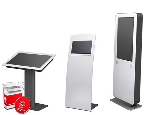 Softwarová řešení pro informační kiosky