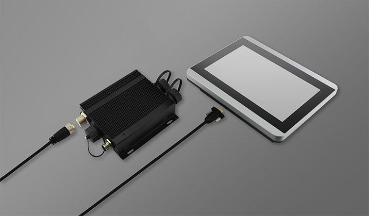 Průmyslové řešení s konektorem USB-C