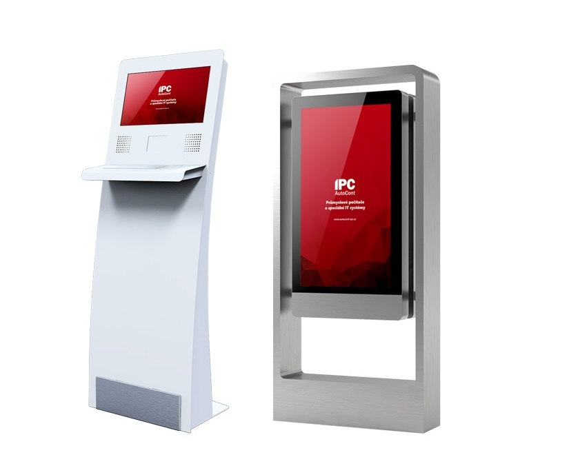 Informační kiosky