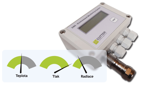 Automatické měření fyzikálních veličin